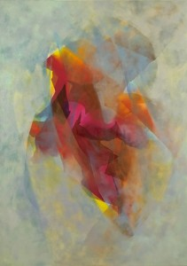 Charisma, oil on canvas, 140 x 100cm, 2007